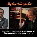 Jesús Jiménez Cañas entrevistado por Juan Carlos Arroyo
