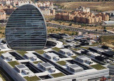 Ciudad BBVA Madrid, revisión