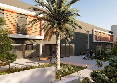 Residencia de Mayores, Fuerteventura