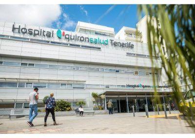 Hospital Quirón, Tenerife