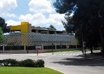 Sede CIEMAT, Madrid