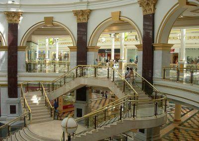 Centro Comercial Plaza Norte, auditoría