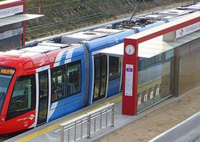 Metro ligero Pozuelo de Alarcón