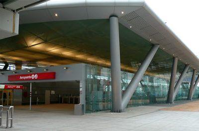 AVE aeropuerto, Málaga