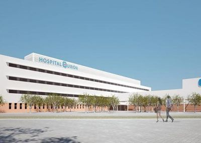 Hospital Quirón II, Córdoba