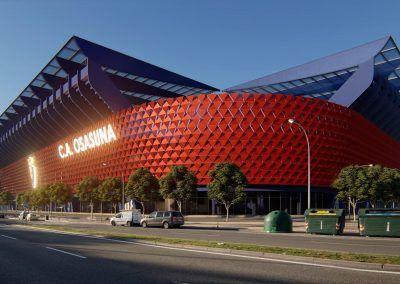 Nuevo Estadio El Sadar