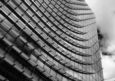 Edificio, Castellana 77, Madrid