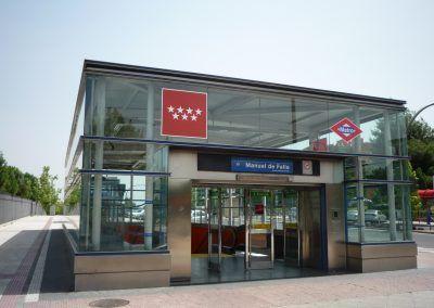 Estación Manuel de Falla, San Sebastián de los Reyes